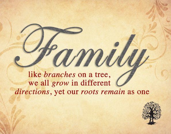 Family Like Branches On A Tree We All Grow Lyft LyftPositively Magnificent Lyft Quote